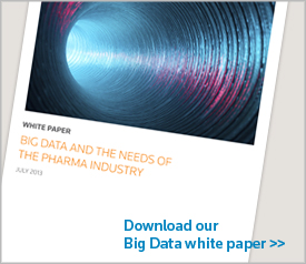 Big Data and the Needs of the Pharma Industry