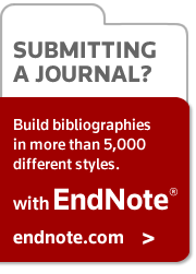 Build bibliographies in more than 5,000 styles with EndNote.