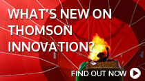 What's New on Thomson Innovation