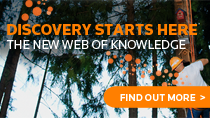 The New Web of Knowledge