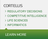 Thomson Reuters Cortellis